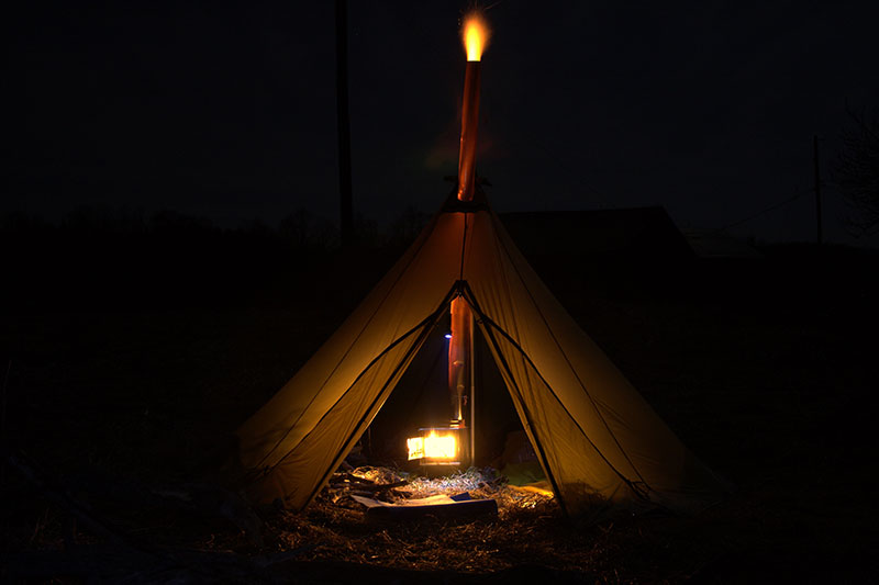4 man tipi in ontario canada. Black Bedroom Furniture Sets. Home Design Ideas