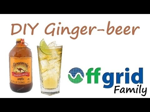 OFF GRID FAMILY #67 – DIY Ginger Beer and we get our AMP meter at the off grid homestead