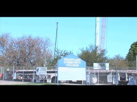 Heartland Community College Wind Turbine