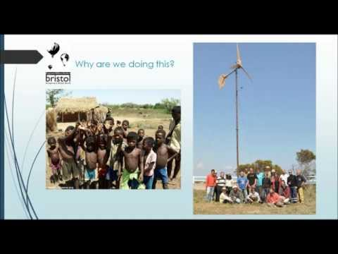 Part 1: EWB Wind Turbine Project – Siting Team Video