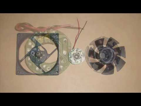 Do It Yourself Free Energy Green Power Wind Generator