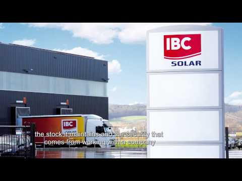 IBC SOLAR – a strong partner for local PV installers