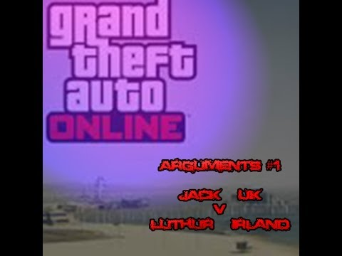 GTA V Online – Irish vs British – Argument – Funny Moments