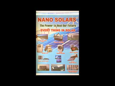 NANOSOLARS INDIA -OUR PRODUCTS