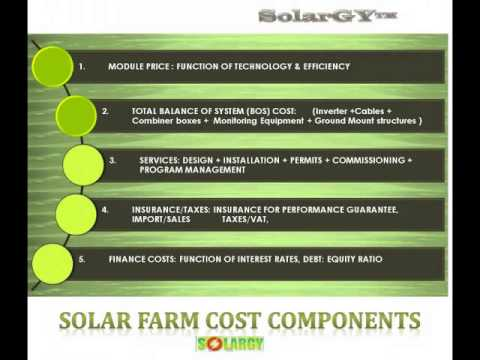 SOLAR PV SERIES, SOLAR POWERGENERATION