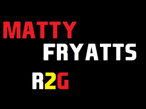 Matty Fryatts RTG Ep 1