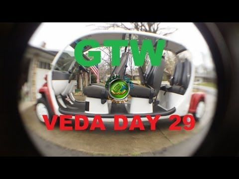 PowerWINDows New wind turbine. GTW VEDA day 29